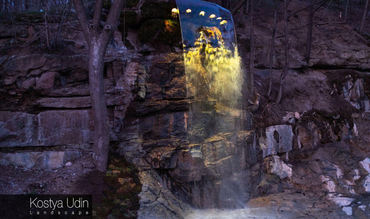 Уманский водопад фото