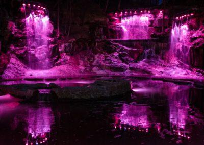 Искусственный водопад Умань