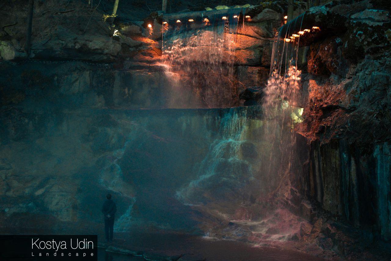 Умань водопады фото