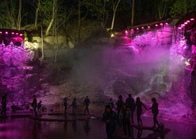 Умань водопады