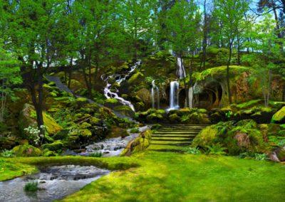 Проектирование водопада