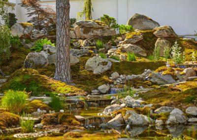 Водопад с переливами