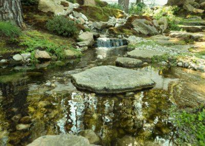 Дорожка для водоёма