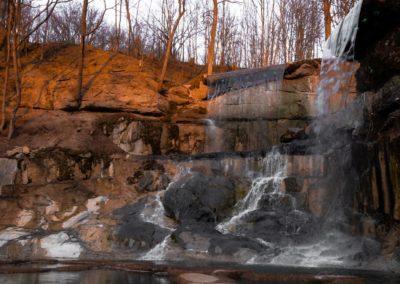 Комплекс водопадов, Умань
