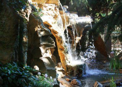 Водопад для Отеля