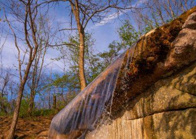 Парковый водопад, Умань