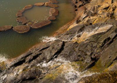 Вид с водопада, Софиевка, Умань