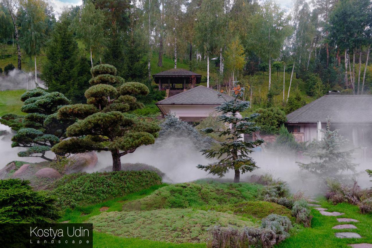 туманные установки от konstantinudin.com